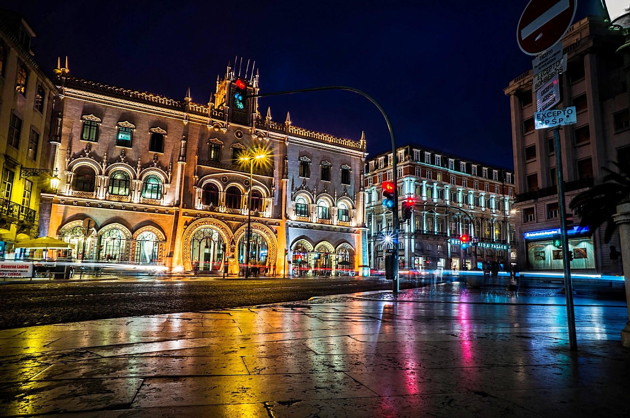 Passeios com motorista // Lisboa de Noite // Rent a Driver